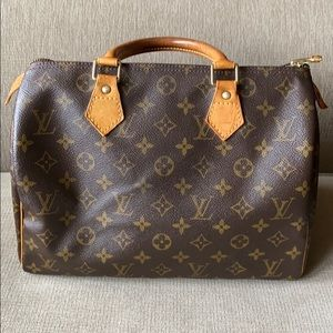 Loui s Vuitton speedy 30